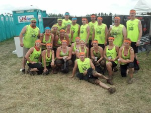 Mudder Lovers!  Course complete!